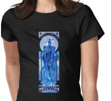 Negative Mucha Womens Fitted T-Shirt