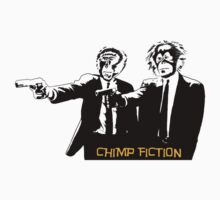 Chimp Fiction by redph