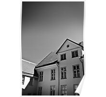 Old Town, Toompea Poster