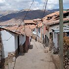 Cusco Street by slkphotography