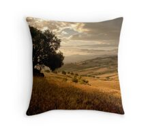 Sunrise, Andalucia. Throw Pillow