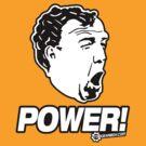 Top Gear - Jeremy Clarkson POWER!! by TopGearbox