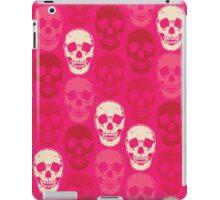 Saccharine Skulls iPad Case/Skin