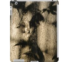 greenhouse wet shadows iPad Case/Skin