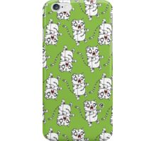 Zombie Cat iPhone Case/Skin