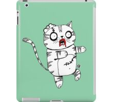Zombie Cat iPad Case/Skin
