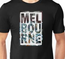 Melbourne (Alternative Version) Unisex T-Shirt