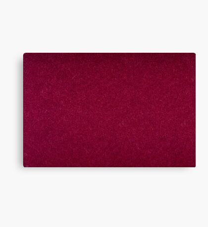 Red paper background Canvas Print