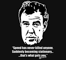 Jeremy Clarkson - SPEED Unisex T-Shirt