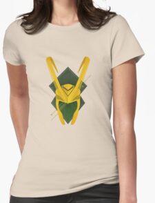 Loki Womens Fitted T-Shirt