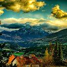 Innsbruck by David Preston
