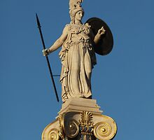 Athena by Themis