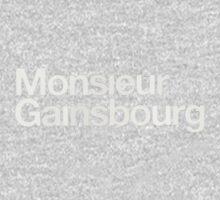Monsieur Gainsbourg Kids Clothes