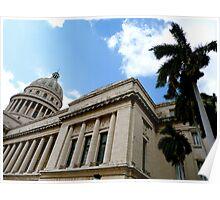 El Capitolio, La Habana Poster