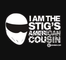 Top Gear - I am the Stig's American Cousin Kids Clothes