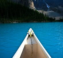 View from my Canoe by Elizabeth Faulkner LRPS