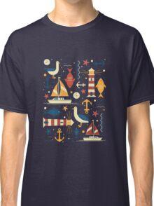All At Sea Classic T-Shirt