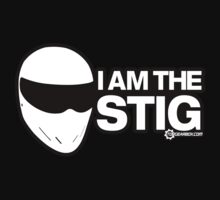Top Gear - I am the Stig One Piece - Short Sleeve