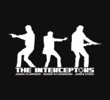 Top Gear - Interceptors Kids Tee