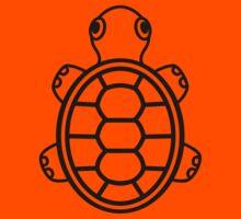 Baby Turtle v1.1 Kids Tee