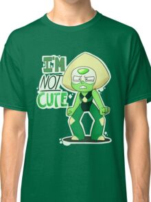 I'M NOT CUTE Classic T-Shirt