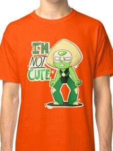 I'M NOT CUTE Classic T-Shirt