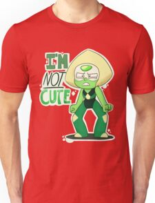 I'M NOT CUTE Unisex T-Shirt