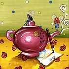 Waiting for the Tea to Draw... by Cherie Roe Dirksen
