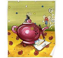 Waiting for the Tea to Draw... Poster