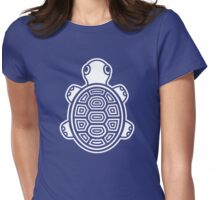 Baby Turtle v2.2 Womens Fitted T-Shirt
