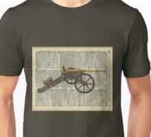 Old canon Dictionary Art Unisex T-Shirt