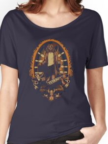 He Abides Women's Relaxed Fit T-Shirt