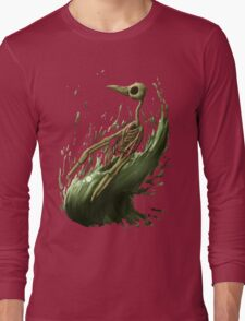 Death Penguin Long Sleeve T-Shirt