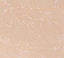 Ecru canvas cloth texture abstract by Arletta Cwalina