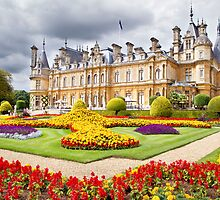 National Trust Waddesdon Manor House by Gareth Spiller