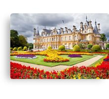 National Trust Waddesdon Manor House Canvas Print