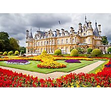 National Trust Waddesdon Manor House Photographic Print