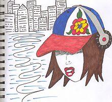 The Girl I Imagine by JonWyns5669