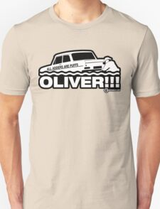 Top Gear - OLIVER!! Richard Hammond T-Shirt