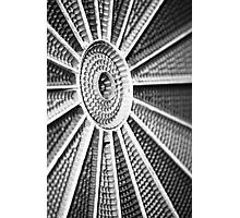 Bullseye... Photographic Print