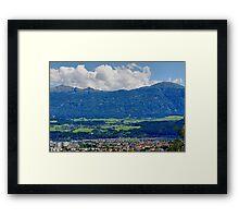 Innsbruck Tirol Austria Framed Print
