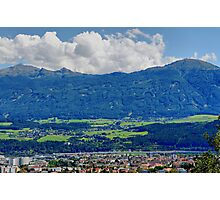 Innsbruck Tirol Austria Photographic Print