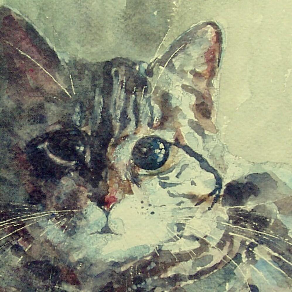 Corfu Cat  by LoveringArts