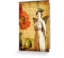 Queen O' Poppies Greeting Card