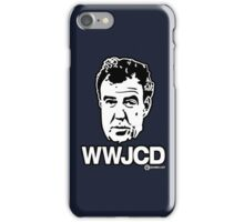 Top Gear - WWJCD What Would Jeremy Clarkson Do? iPhone Case/Skin