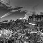 Edinburgh Castle by Marta69