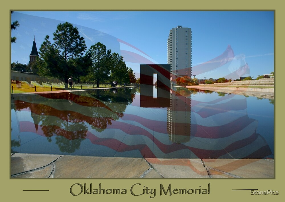 Oklahoma City Memorial by StonePics