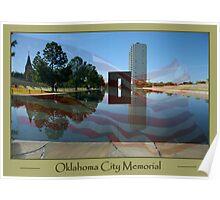 Oklahoma City Memorial Poster