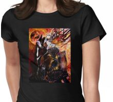 Blood Moon Brew Womens Fitted T-Shirt