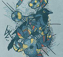 Bluebird by tracieandrews